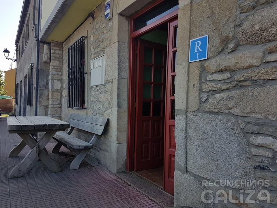 Casa Cándida. Muras. Lugo