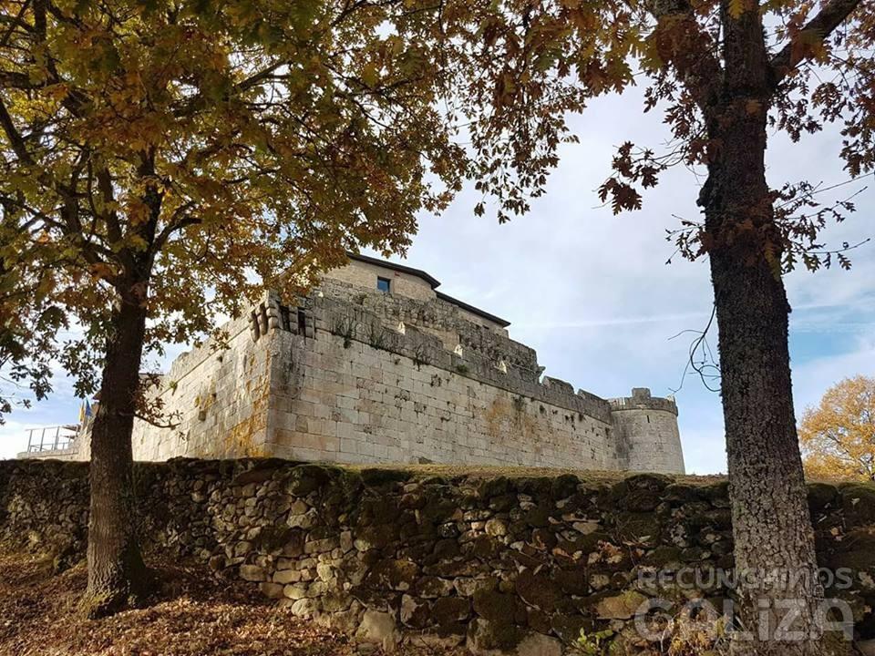 Hotel Monumento Castelo de Maceda. Ourense