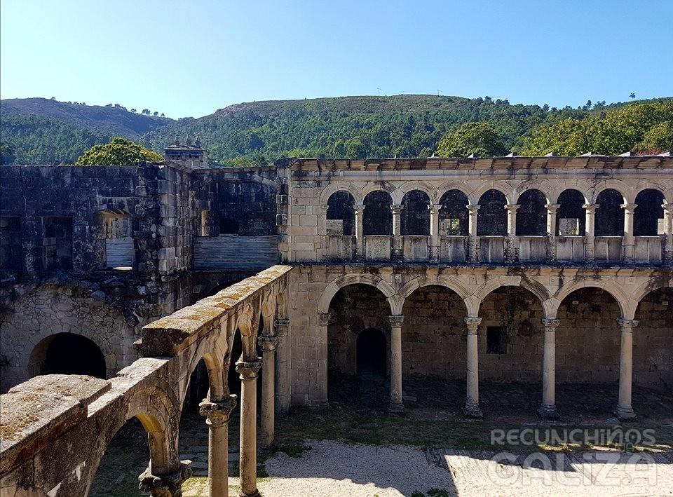Mosteiro de Melón. Ourense